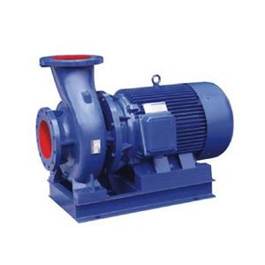 ISW horizontal clear water pump
