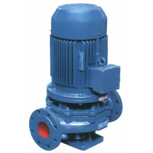 ISG single-stage single-suction vertical centrifugal pump