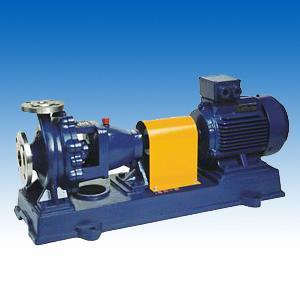 IH series end suction pump
