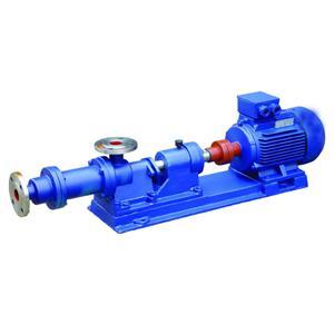 1-1B Series Thick Slurry Screw Pump